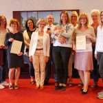 Encouraging Master-Trainer Weiterbildung