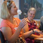 Meeting der Encouraging-Trainer in NL